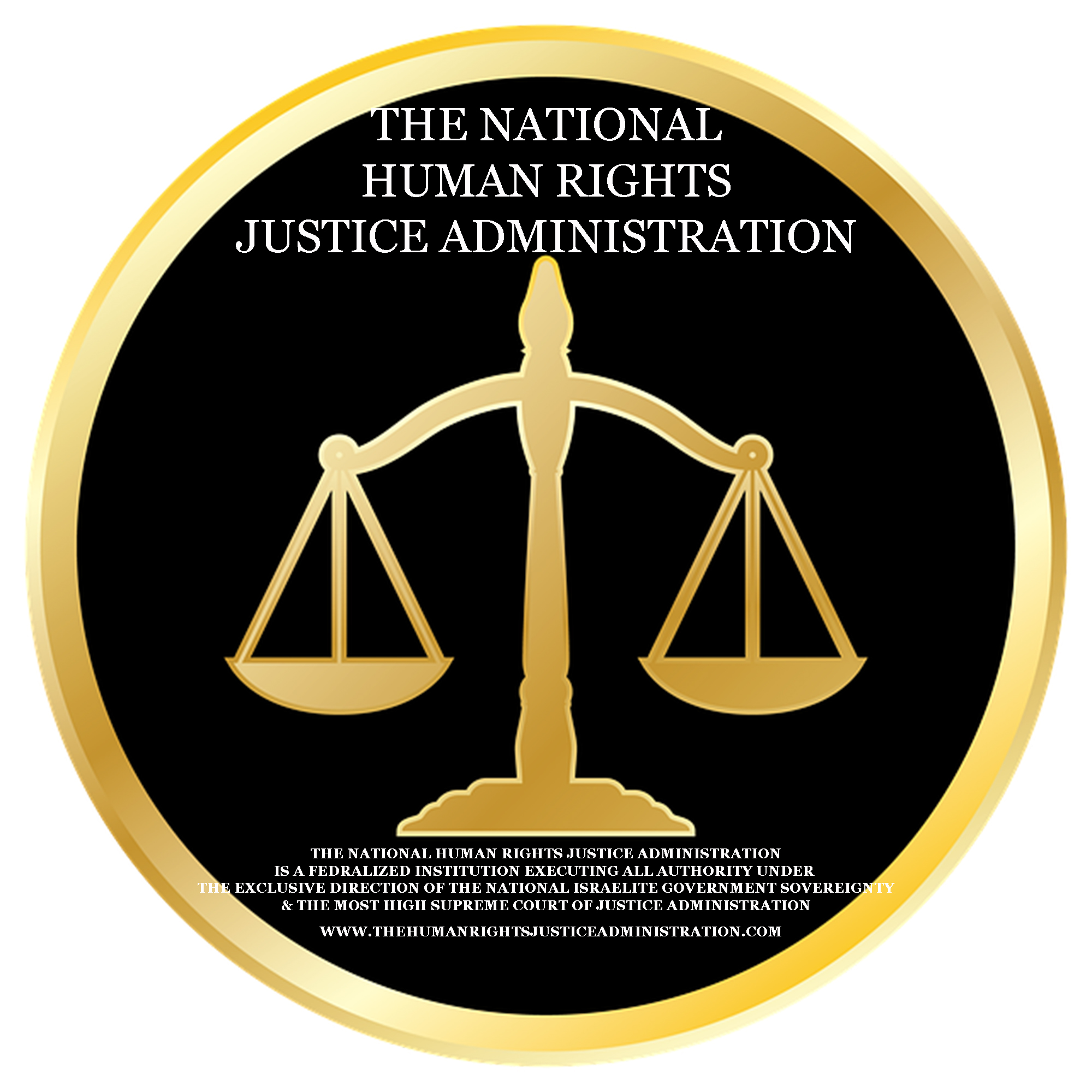 THE NATIONAL HUMAN RIGHTS JUSTICE ADMINISTRATION