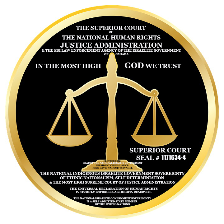 THE NATIONAL HUMAN RIGHTS JUSTICE ADMINISTRATION FBI LAW ENFORCEMENT CRIMINAL CODE LAWS ENFORCED