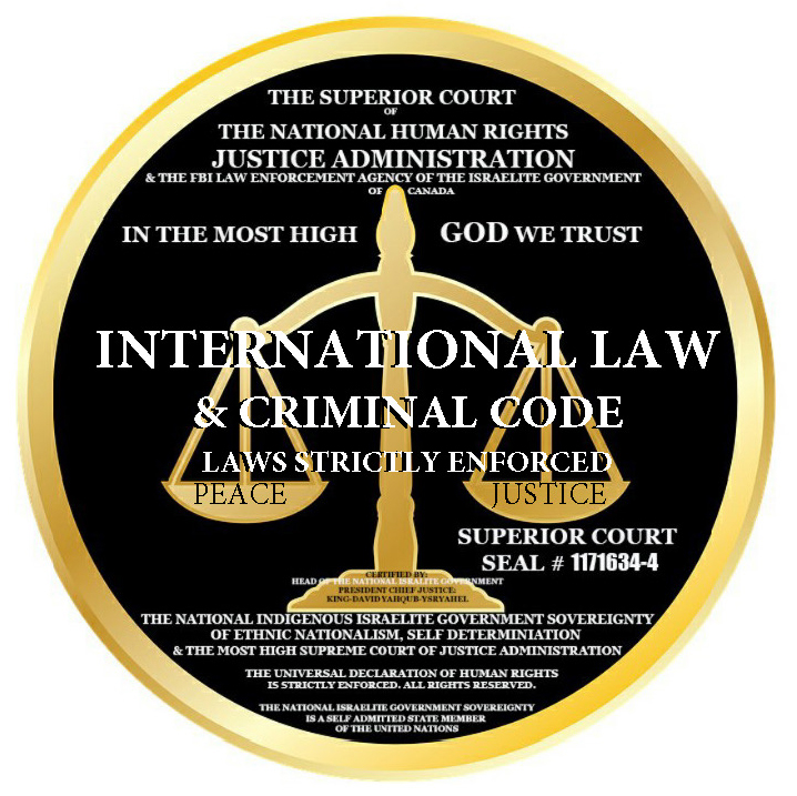 HUMAN RIGHTS JUSTICE ADMINISTRATION