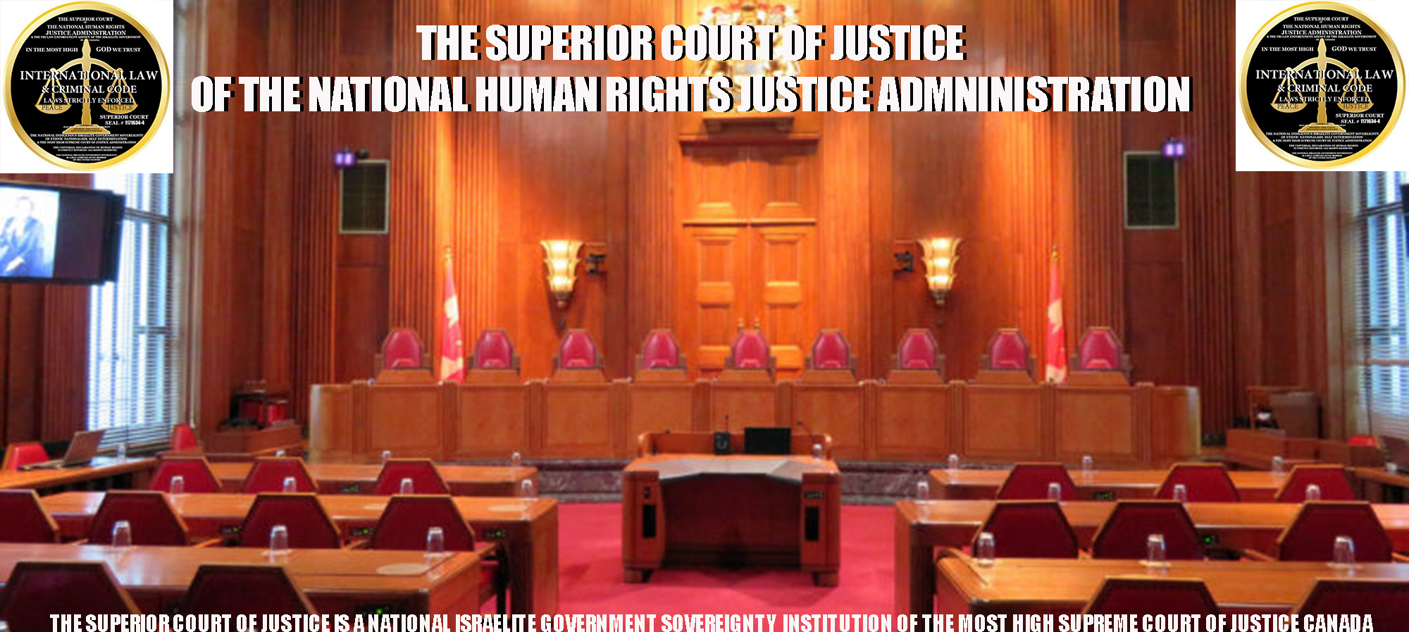 THE SUPERIOR COURT OF JUSTICE